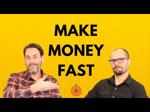How to Make Money FAST. Not CLICKBAIT