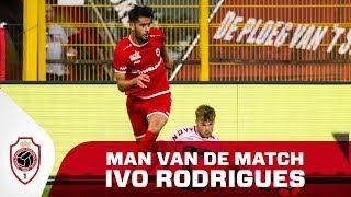 Man van de match tegen KV Kortrijk
