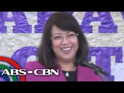 WATCH: Chief Justice Sereno speaks at 'Movement Against Tyranny' event | 9 April 2018