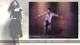 Maria Vidal - DO ME RIGHT 80