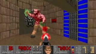 Doom: Scythe - Ultra-Violence Speedrun in 5:56 [TAS]