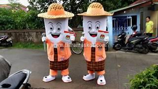 Download Video Maskot KPU Kabupaten Tangerang Si TUDUNG MP3 3GP MP4