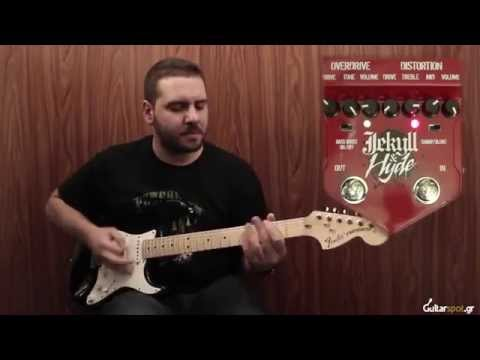 Jekyll & Hyde | Visual Sound | Review | Guitarspot Gr