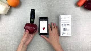 видео Нитрат тестер Greentest - сенсорный измеритель нитратов