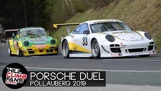 Porsche 911 3.5 Bi-Turbo VS Porsche 997 GT3 Cup | Pöllauberg 2019