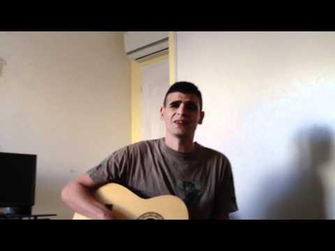 Andre chante dans ma rue d'Edith piaf