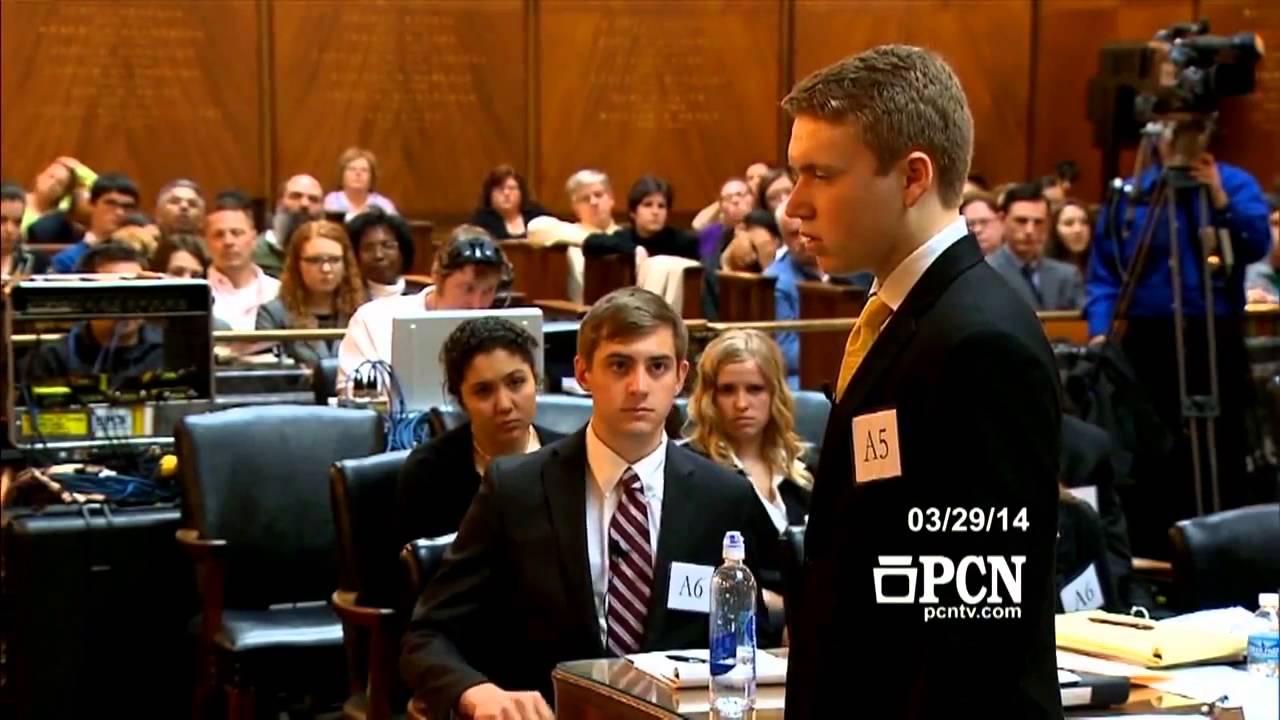 Mock trial plaintif closing arguments 2014