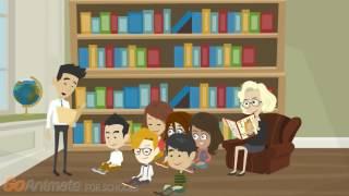 las normas de la biblioteca