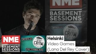 Helsinki Cover Lana Del Rey
