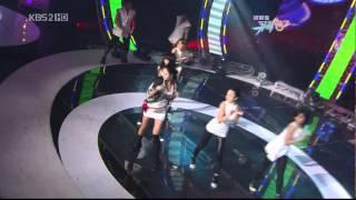 백지영 ft. 옥택연 - 내 귀에 캔디 (090904)