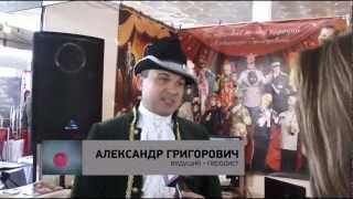 Свадебная выставка - 2013 в Минске. Фрагмент телеэфира.