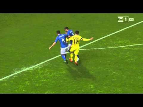 Friendly 2015, Italy - Romania (Full, HD, IT)