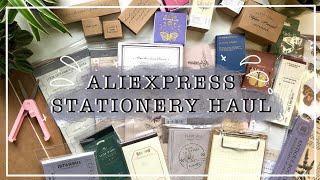 Huge AliExpress Stationery Haul!