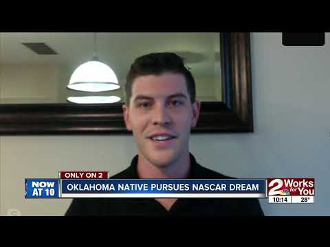 Oklahoman living his dream in NASCAR Cup Series