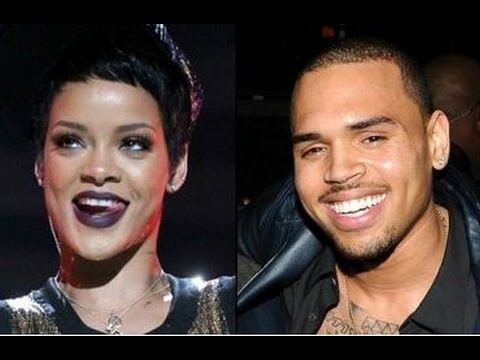 Rihanna Chris Brown Date At Jay-Z Concert In NYC!