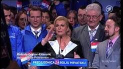 Kroatische Präsidentschaftswahl - Das Erste