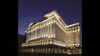 The Ritz Carlton Dubai International Financial Centre قندق الريتز كارلتون، مركز دبي المالي العالمي