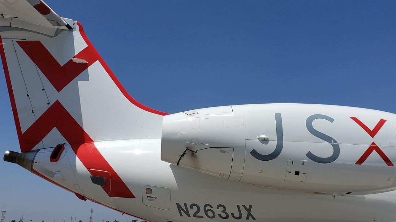 (4K) JetSuiteX Has Re-Branded: Introducing JSX!
