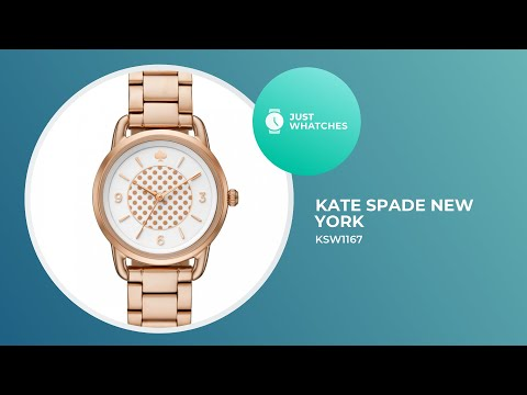Unique Kate Spade New York KSW1167 Watches for Women Full Specs, Detailed Review in 360, Features