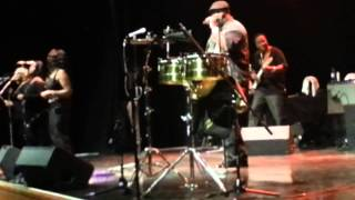 Feel So Real - Steve Arrington (Live @ Indigo 02, London  1-11-13)