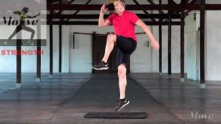 MOVE123 Strength training 30 min  Body Blitz