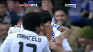 Real Madrid vs Atlatico 2-0 ريال مدريد X اتلتيكو