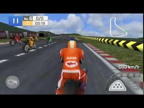Trò chơi giải đua moto thật 3D -(Mấm TV)