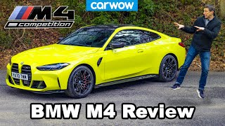 New BMW M4 review: see how quick it is 0-60mph & 1/4-mile!