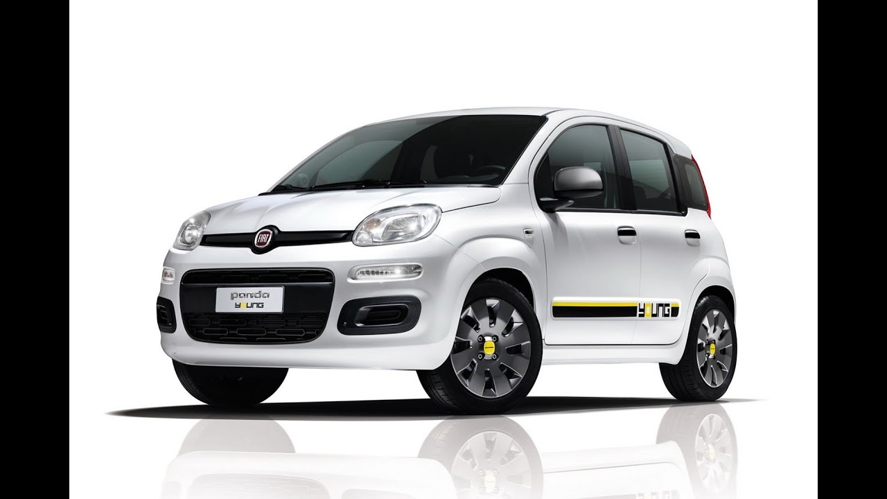 2015 fiat panda young special edition youtube. Black Bedroom Furniture Sets. Home Design Ideas