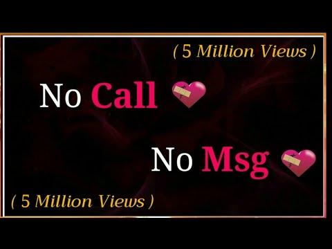 No Call.. No Msg 💔| Heart Broken Lines | Sad Love Shayari 💔| Hindi Poem | By Piya