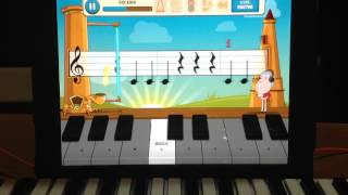 "How to use ""Piano Maestro"" app by JoyTunes!"