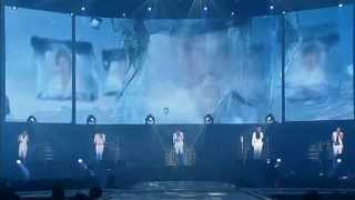 DBSK 동방신기 - Love In The Ice 3rd Asia Tour [eng + rom + hangul + karaoke sub]