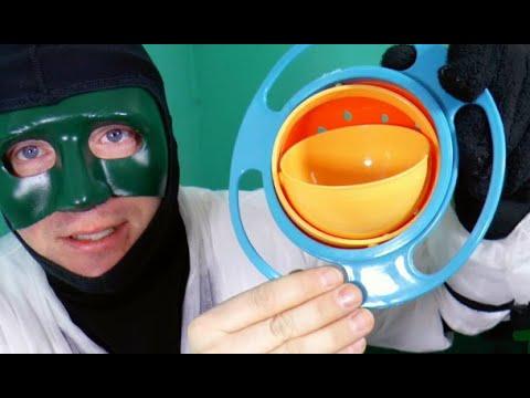 Wasserfeste 360 Grad Gyro Schussel Im Test Ubersteht Jeden Fall