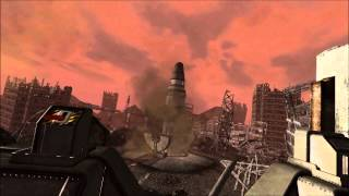 Fallout: New Vegas Lonesome Road Nuke Launch Sequence