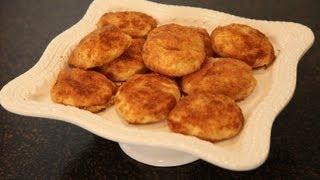 Vickie's Cinnamon Doughnut  Puffs