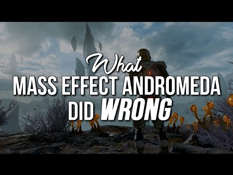 What Mass Effect Andromeda Did Wrong