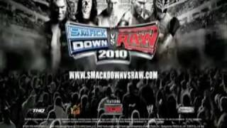 WWE | SmackDown Vs RAW 2010 | Official Full Roster