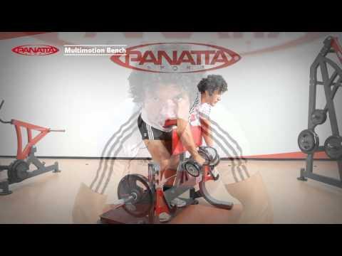 Panatta Sport FW Multimotion Bench EN