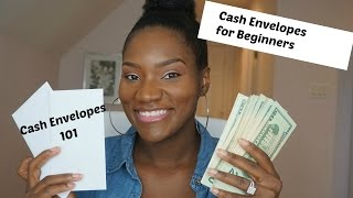 Money Management Monday | Cash Envelopes for Beginners | Financial Freedom | FrugalChicLife
