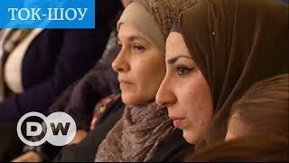 """Кризис с беженцами: справится ли с ним Германия? - ток-шоу DW """"Квадрига"""""""