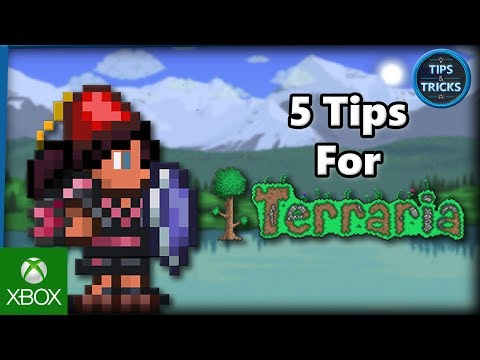 Tips and Tricks - 5 Tips for Terraria