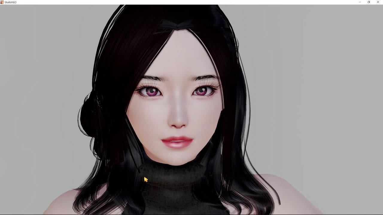 [Illusion HoneySelect Customization]   Lumi