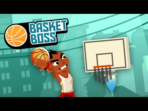 Basket Boss - Basketball Sports Game for iPhone and Android