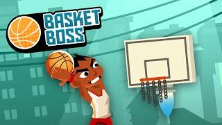 Basket Boss - Basketball Game