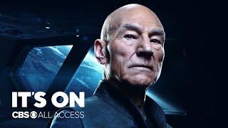 CBS All Access. IT'S ON.