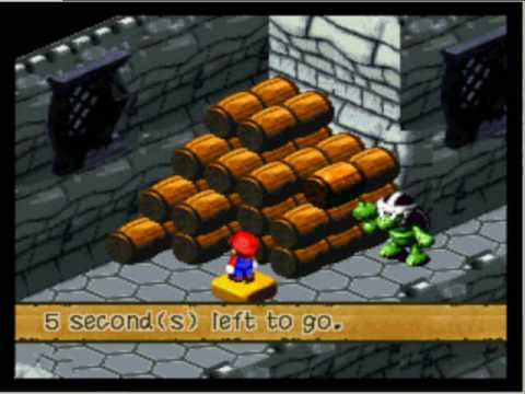 Super Mario Rpg Part 53 Bowser S Keep 1st Part Youtube