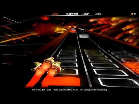 Feint & Boyinaband feat. Veela - Time Bomb [Audiosurf][320kb]