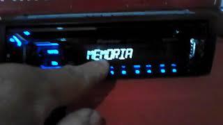 PIONEER DEH-X1980UB COM MENSAGEM DE ERRO 19 NO USB. RESOLVA VC MESMO.
