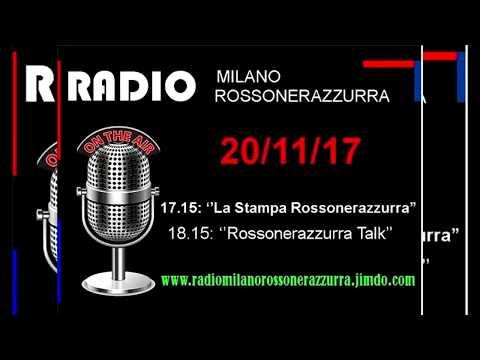 RADIO MILANO ROSSONERAZZURRA 20112017
