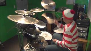 Iron Maiden - 22 Acacia Avenue Drum Cover